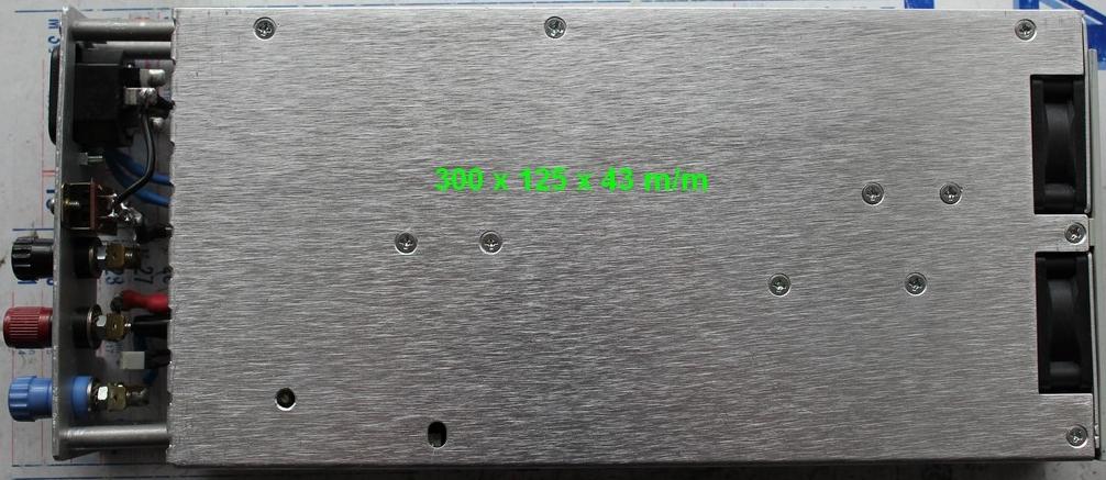 Alimentation 50V 30A low cost (pour FT2000D , Ampli MOSFET radioamateur, etc...)  Alim-50v-13
