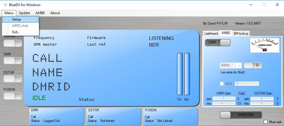 Clé USB DVstick 30 de DVMEGA : Configuration sur ordinateur 002
