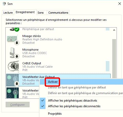 Clé USB DVstick 30 de DVMEGA : Configuration Equalizer Voice Meter Banana de VB-AUDIO 07-voice-meter-banana